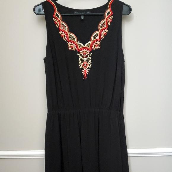 WHBM Black Dress